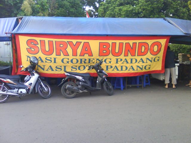 Nasi Goreng Padang Kesukaan Pak Bondan | Catatanku