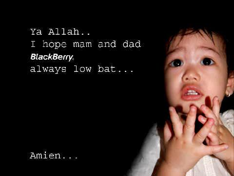 Doa Anak Zaman Sekarang