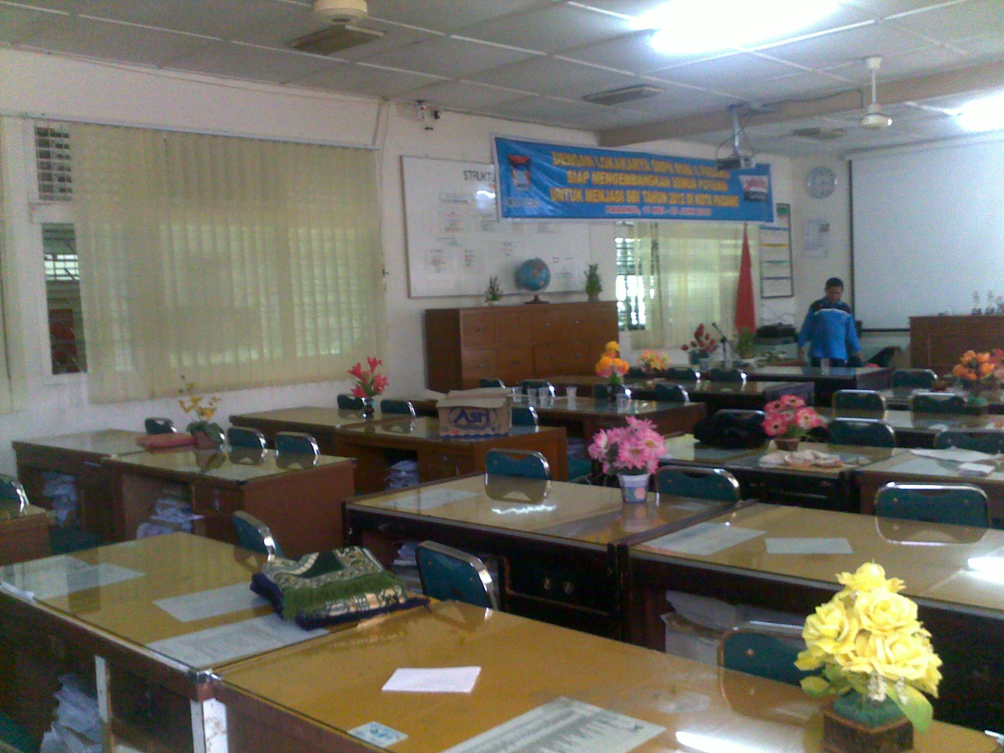 Konsep 33 Kantor Guru
