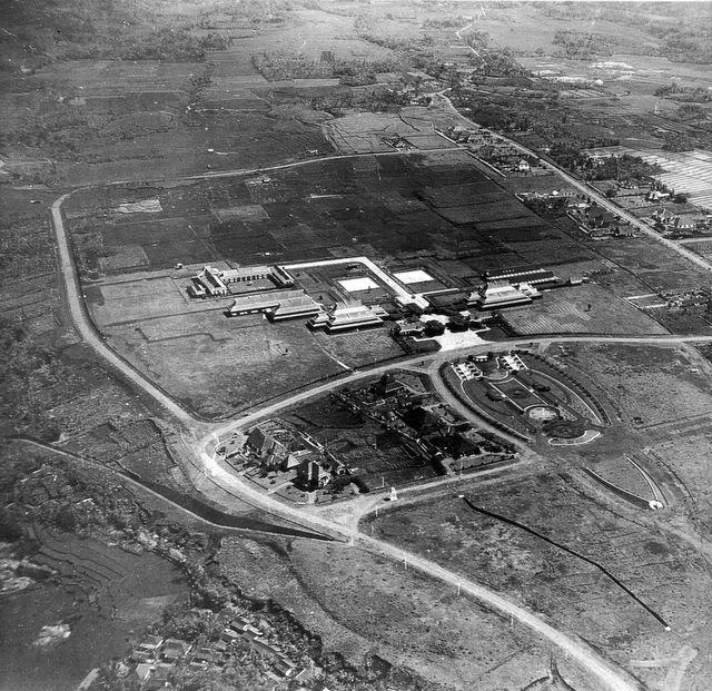 Kampus ITB pada tahun 1925