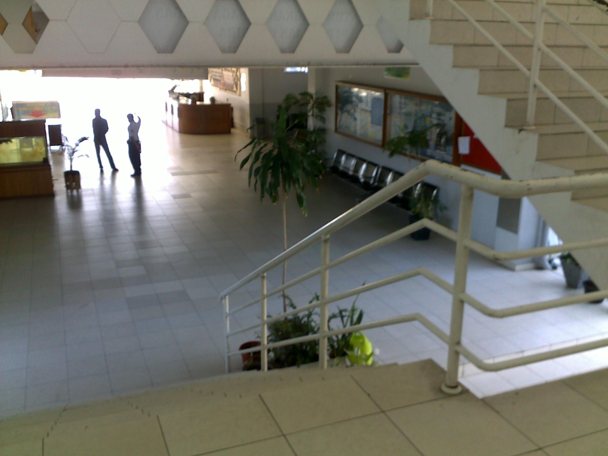 Berkunjung ke Sekolah SMA 1 Padang yang Baru