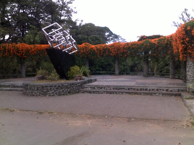Berkunjung Ke Taman Ganesha ITB Bandung