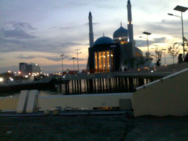 Masjid yang cantik