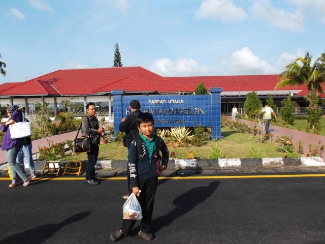 Bandara HAS Hanandjoedin, Tanjungpandan, Belitung