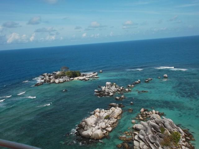 Pemandangan dari puncak mercu suar (2)