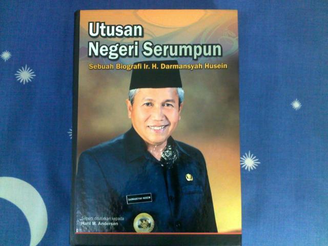 Biografi pak Bupati Belitung