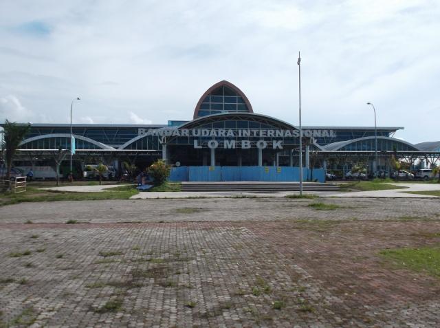 Bandara Internasional Lombok di Praya