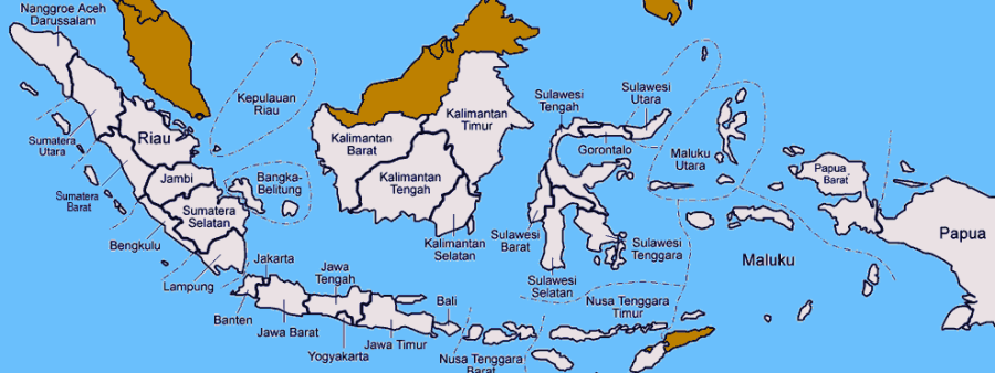 Peta Indonesia (Sumber gambar: http://ksbdsi.wordpress.com/peta/peta