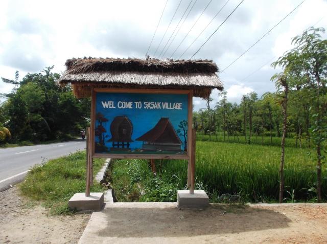 Papa nama kampung Sasak