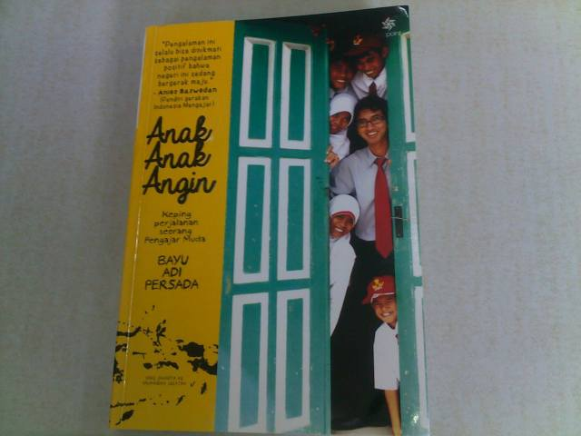"Cover buku ""Anak-Anak Angin"""