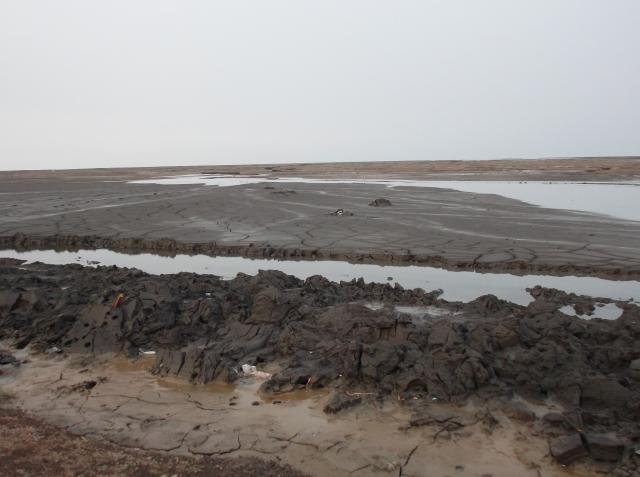 Danau lumpur
