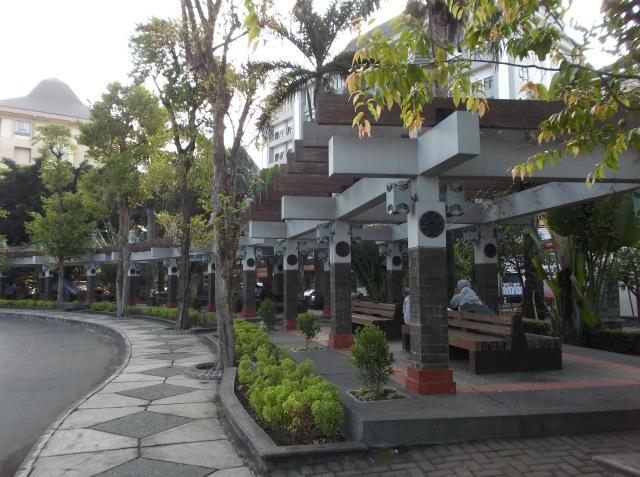 Taman tempat belajar