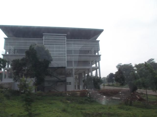 Gedung kuliah baru