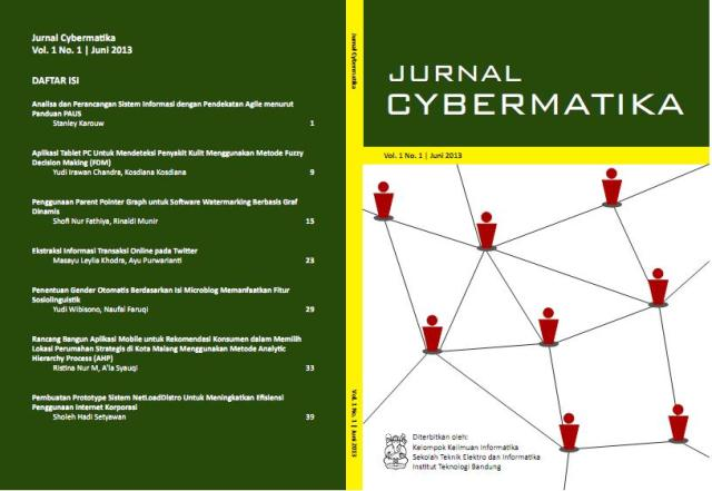 Cover CYBERMATIKA