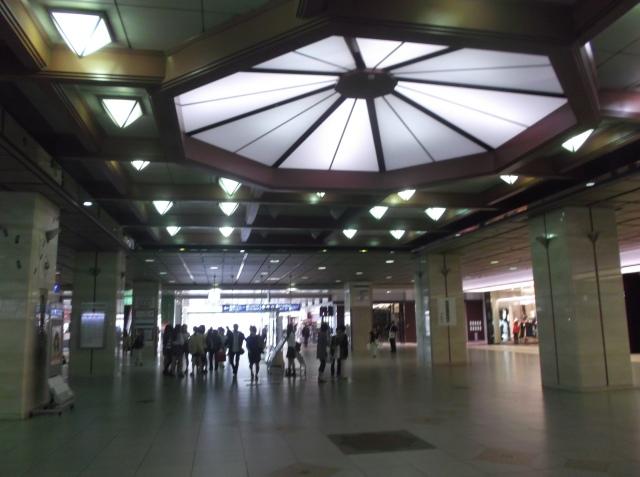 Hall stasiun Kanigawa