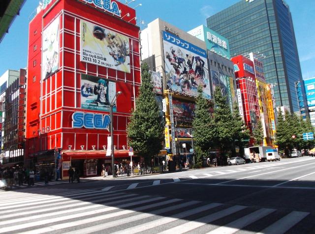 Pusat anime terbesar di Tokyo ada di Akihabara ini.