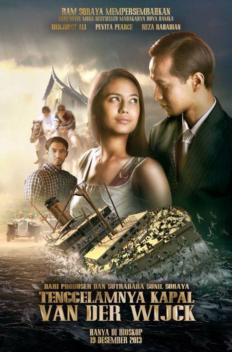 Info & Review Film Tenggelamnya Kapal Van Der Wijck (2013)
