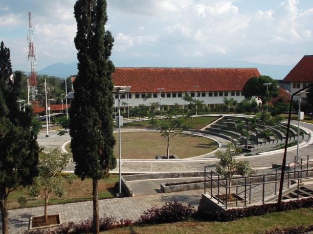 Sudut foto amphitheater