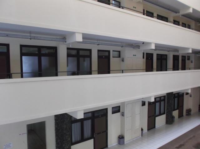 Kamar-kamar di setiap lantai