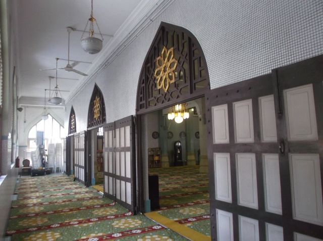 Teras masjid