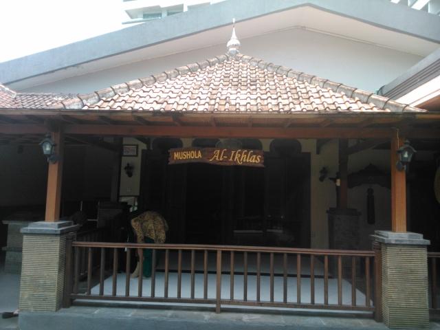 Mohola Al Ikhlas di Hotel Inna Grand Bali Beach