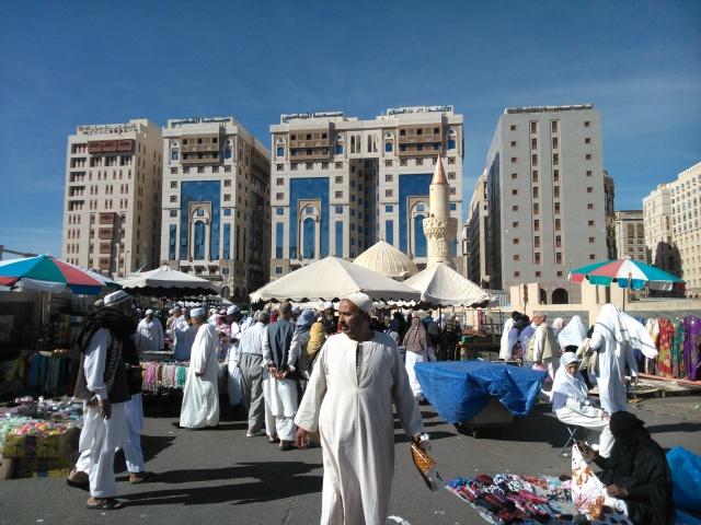 Hotel-hotel di seputar Masjid Nabawi