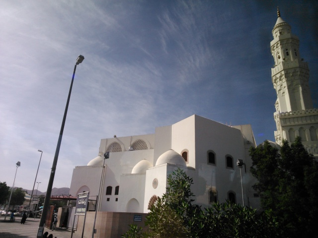 Masjid Qiblatain