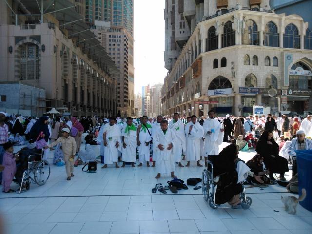 Pelataran Masjidil Haram