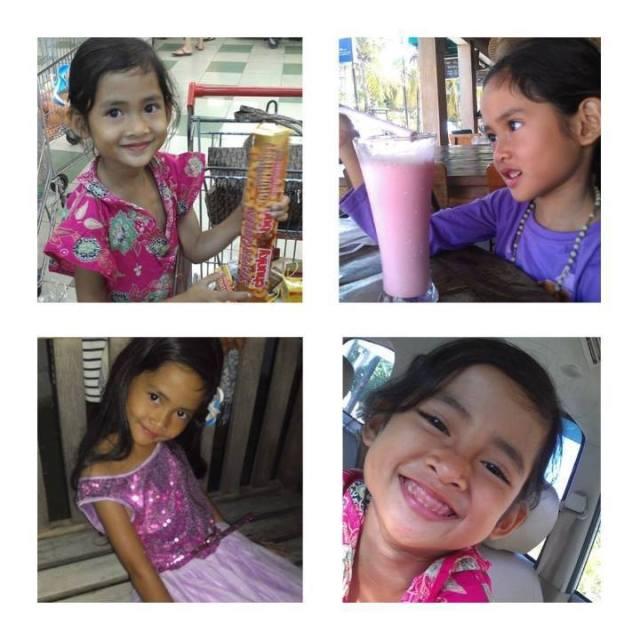Angeline, bocah perempuan yang cantik, harus mengalami nasib tragis dibunuh secara keji.