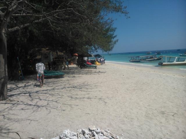 Pantai Gili Terawangan