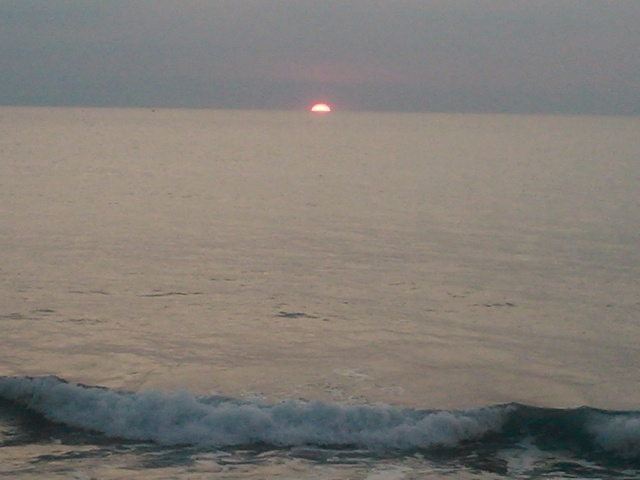 Sunset di Senggigi