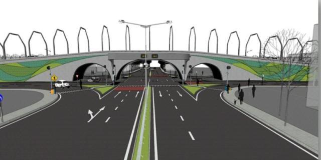 Jembatang Layang Antapani Bandung